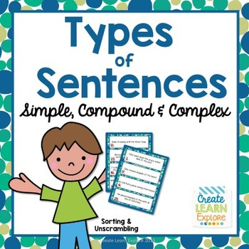 Simple Compound and Complex Sentences