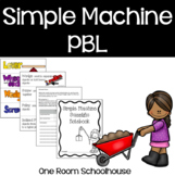 Simple Machine PBL (Project Based Learning)