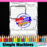 Simple Machines Poster Activity