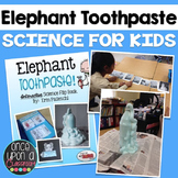 Simple Science Experiments - Elephant Toothpaste! Interact