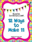 Singapore Math: 12 Ways to Make 11