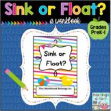 Sink or Float Workbook