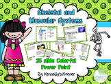 Skeletal and Muscular System Power Point and ELA Unit alig
