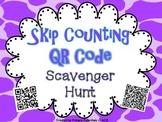 Skip Counting QR Code Scavenger Hunt