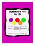 Skittles Line Plot Activity