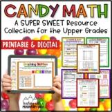 Skittles Math Printables for the Upper Grades