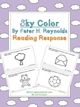 https://www.teacherspayteachers.com/Product/Sky-Color-Reading-Response-1572023