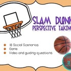 Slam Dunk Perspective Taking: Speech Therapy, Pragmatics,