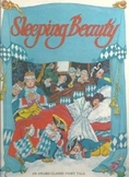 Sleeping Beauty Retold by Ian Robinson book. Classic Fairy Tale.