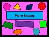 Slideshow - Plane Shapes