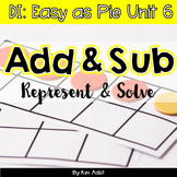 Small Group Math DI Easy as Pie, Unit 6 Add and Subtract b