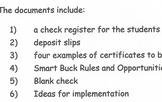 Smart Buck Classroom Management