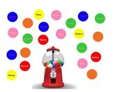 SmartBoard  Attendance- Gumball Machine