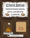 S'more Initial Word Blends: Differentiated Games, Sorts, a