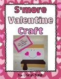 Smores Valentine Craft