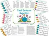 Snail Sentence Repetition {Long Version}