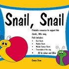 Snail, Snail: Resources to support this classic, little song