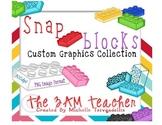 Snap Blocks Custom Graphics Collection