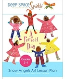 Snow Angel Art Project (A Perfect Day)