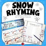 Snow Rhyming