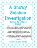 Snow Science Investigation Common Core Aligned