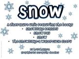 Snow - a Four Book Literature Unit (Fiction and Non-Fiction)