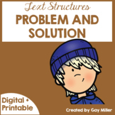 Problems and Solutions [Nonfiction Text Structures Series]