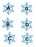 Snowflake Uppercase and Lowercase Matching
