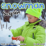 Snowman Surprise - Snowman Games and Activities for Litera