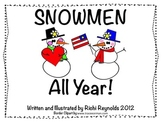Snowmen All Year: A Literacy Unit for Learning the 12 Mont