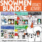 Snowmen... At Night, At Work, At Christmas, & All Year