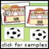 Soccer Sounds (Sorting -oo, -ue, and -ew)