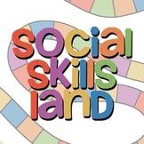 Social Skills Land Game - Original Pack