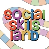 Social Skills Land Game - Original Pack