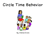 Social Story - Circle Time Behavior