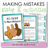 Social Story It's Okay To Make Mistakes