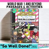 Social Studies INTERACTIVE NOTEBOOK #4 - 23 passages & Mor