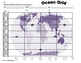 Social Studies:Grids Bundle : Learning about Map Coordinates