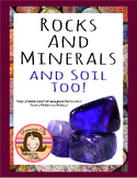 Soil, Rocks, and Minerals Unit