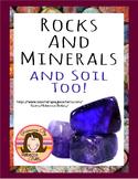 Soil, Rocks, and Minerals Unit