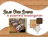 Solar Oven Investigation: Make S'mores with a Pizza Box So