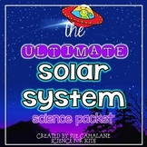 Solar System Activity Packet, Hands-On Science