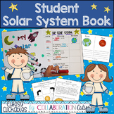 Solar System Book Graphic Organizer