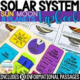Solar System Lapbook Interactive Kit