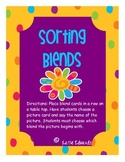 Sorting Blends