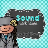 Sound Task Cards for Kindergarten