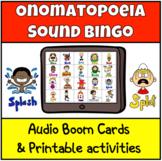 Sound bingo