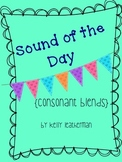 Sound of the Day: Consonant Blends