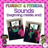 Sounds Fluency & Fitness Bundle