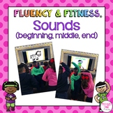 Sounds Fluency & Fitness Bundle